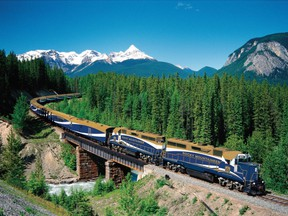 The luxury sightseeing train company Rocky Mountaineer is hoping a border preclearance program Canada and the U.S. have been working on will still go ahead under the new U.. presidency of Donald Trump - THE CANADIAN PRESS/Rocky Mountaineer ORG