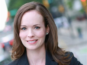 Shannon Salter is chair of the Civil Resolution Tribunal.