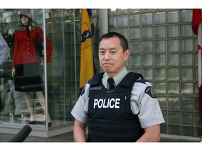 Richmond RCMP say they have teamed up with store loss prevention officers to make 16 arrests of shoplifters in the city's central business district this holiday season. RCMP Cpl. Dennis Hwang, media liaison officer, said One theft group was affectionately referred to as the Lego Gang.