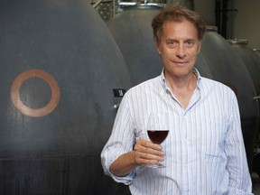 Global wine consultant Alberto Antonini, who was in the city last month for the Vancouver International Wine Festival.