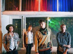 The Zolas, a Vancouver indie band that was nominated for Juno Award for breakout band of the year, will play The Railway Stage and Beer Cafe.