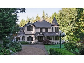 This $3.5-million home in South Surrey was subject to a freezing order won by a Chinese bank against a Chinese man who allegedly defaulted on a $10 million loan. The home was removed from the freezing order and has now been sold, a lawyer involved in the case says.