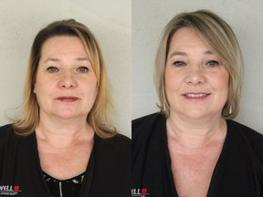 Laura Dallas, 57, loves the look of long hair but is feeling frustrated with her colour and style. Here are her before and after pics from the makeover she received from Nadia Albano.
