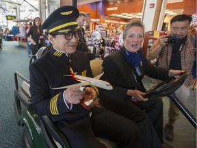 International film star Jackie Chan was in Richmond on Friday, June 30, 2017 promoting the inaugural flight of Hong Kong Airlines from Hong Kong to Vancouver.