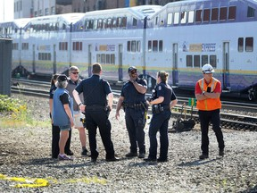 A police incident has disrupted service on West Coast Express.