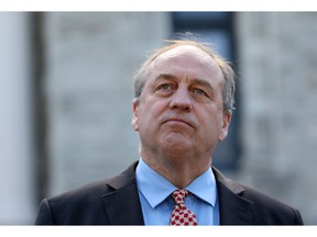 Leader Andrew Weaver of the B.C. Green Party is not lobbying for any particular electoral reform system, so long as the replacement meets the test of proportionality.