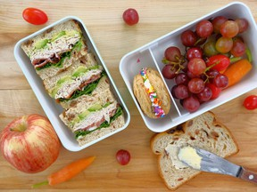 Back-to-school season means thinking about lunch food and snacks.