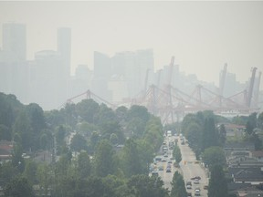 Metro Vancouver is now issuing an Air Quality Advisory for Metro Vancouver and the Fraser Valley.