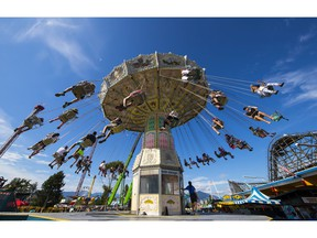 This year's Fair at the PNE includes special Canada 150 shows and entertainment, rides and food.