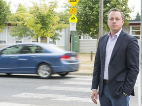 Many stressed and rushed parents are putting children at risk in school zones, says Shawn Pettipas of the BCAA.