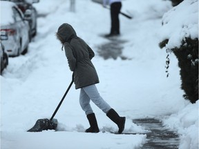 A mid-December snowfall last year covered the Lower Mainland.
