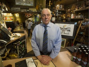 Chuck Chamberlain is the owner of the Tomahawk Barbecue in North Vancouver, B.C. A chronic labour shortage in the Lower Mainland has left many employers like Chamberlain scrambling to fill positions.