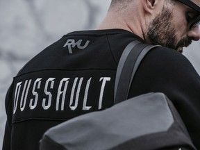 Artist/designer Jason Dussault has partnered with Vancouver-based athletic company RYU for a limited-edition collection.