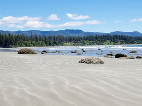 Long Beach on Vancouver Island is the 38th-best beach in the world, according to Flight Network.