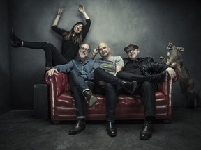 American indie rockers the Pixies will appear on Dec. 4 at the Queen Elizabeth Theatre.