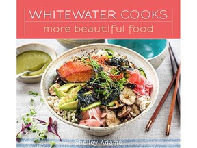 Whitewater Cooks: More Beautiful Food-- Shelley Adams.