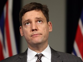The B.C. government will respond today to the $1.3-billion operating loss projected for ICBC's current fiscal year. Attorney General David Eby will speak at 11 a.m.