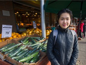 UBC student Christina Cheung has calculated that stores benefit more than consumers from penny rounding.