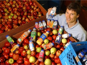 """After running an organic farm, cofounding the """"Happy Planet"""" juice brand, and directing the environmental charity Tides Canada, Robertson moved into provincial politics in 2005."""