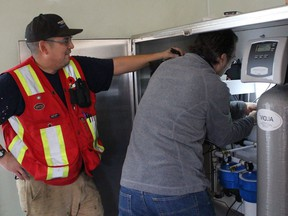 A simple water treatment system has helped lift water advisories in two B.C. first nations communities.
