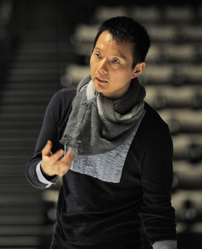 Choreographer and artist Shen Wei's New York-based company Shen Wei Dance Arts is in Vancouver March 2-3 as part of the Vancouver International Dance Festival.