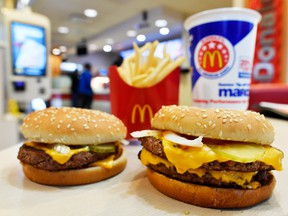 McDonald's has been updating with new technology, delivery, a revamped menu and curbside pickup.