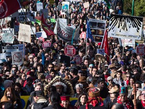 Reader points out there are many environmental causes that Kinder Morgan protesters could back.