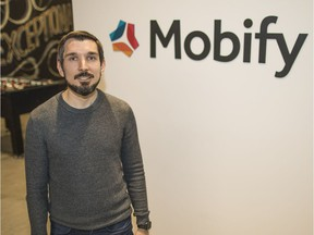 Igor Faletski is CEO of Mobify, a Vancouver company working on mobile technology.