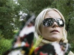 Swedish electronic art-pop artist Karin Dreijer (Fever Ray) plays in Vancouver on May 22.