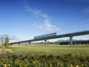 YVR was a prime investor in the Canada Line, investing $300 million towards adding the Sea Island portion of the route.
