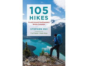 105 Hikes In and Around Southwestern British Columbia by Stephen Hui.