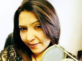 Ashiana Khan is the CEO of Media Waves Communications, which broadcasts on the internet out of Surrey.
