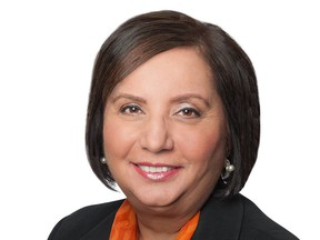 Provincial Citizens' Services Minister Jinny Sims.