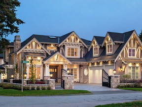 This home at 5780 Reeves Road in Richmond sold for $3,650,000. For Sold (Bought) in Westcoast Homes. [PNG Merlin Archive]
