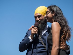 NDP Leader Jagmeet Singh has announced he'll run in the Burnaby byelection.