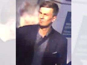 Metro Vancouver Transit Police are asking for the public's help in identifying a suspect in the placement of credit/debit card skimmers on three Compass Vending Machines on the Canada Line.