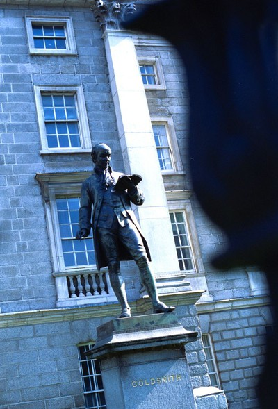 Dublin has strong literary connections and many well-known writers attended famous Trinity College.