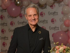Monte Durham of Say Yes to The Dress Atlanta at Cascades Casino & Resort in Langley on January 18, 2019.