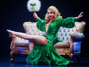 Seattle's Inga, crowned Miss Exotic World 2018, is one of the headliners at this year's Vancouver International Burlesque Festival, which runs from April 4-6. Photo courtesy of Max Shaw