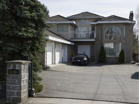 The B.C. gov't wants to seize more than $17,000 that was allegedly found in a Richmond bawdy house that offered the services of a 13-year-old youth.