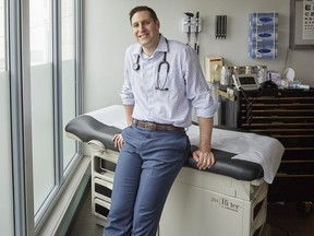 Dr. Eric Cadesky, a Vancouver family doctor and past-president of Doctors of B.C., says increased and careful use of new technology could improve patient care. (Doctors of B.C. photo)
