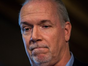 Premier John Horgan is coming under pressure to change the province's approach to crafting First Nations land-use agreements.