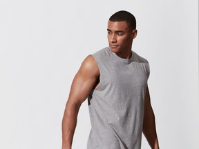 Vancouver-based Ride Cycle Club has introduced workout wear for men and women.