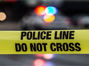 Police are investigating after a mann was shot in Oppenheimer Park in Vancouver Wednesday night.