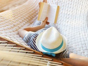 10 books I have read and stand by as excellent choices for a hammock near you.