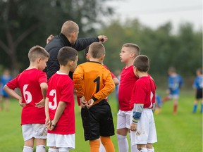 A debate exists about at what age youth sports should be competitive.
