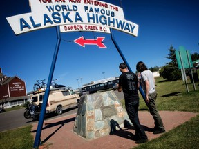 In Dawson Creek, a union rep says, young people interested in teaching are more likely to get their education in Alberta because that province pays starting teachers in the North as much as $10,000 more than B.C.