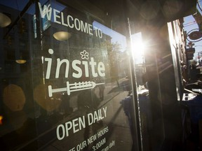The InSite facility in Vancouver's Downtown Eastside.
