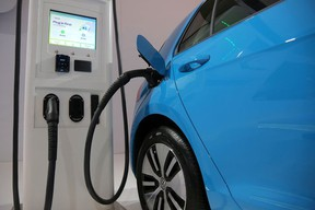 It's going to take a lot of power to electrify the transportation industry, but it will be cost effective if B.C. uses a mix of renewable energy sources, including hydro, solar, geothermal, and wind, says a report from UVic.