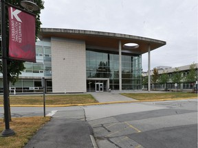 Kwantlen Polytechnic University has launched a full degree in which students pay nothing for textbooks, the first of its kind in North America, according to the school.